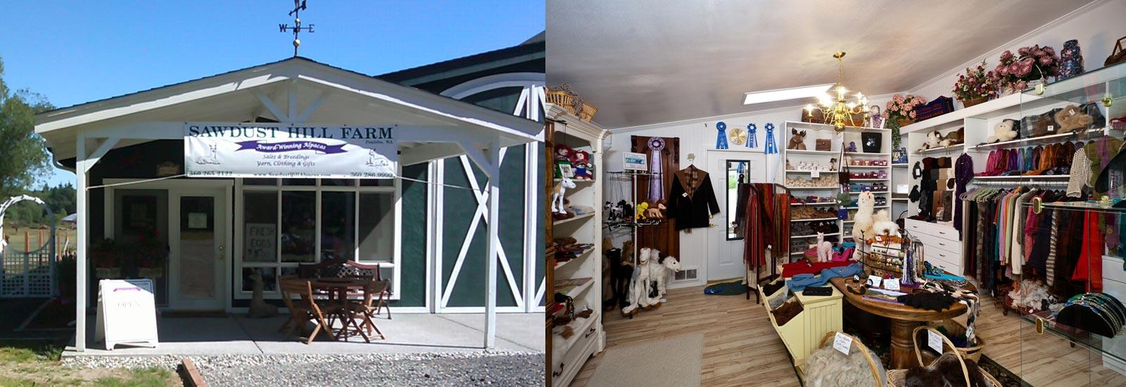 Sawdust Hill Alpaca Farm Store